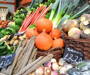 fresh, vegetables, and market image