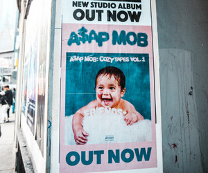 album, asap yams, and asap mob image