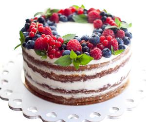 cook, dessert, and honey fruit cake image
