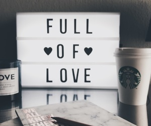 decoration, starbucks, and stationery image