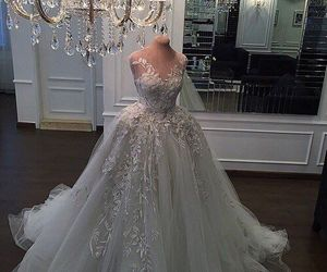 goals and wedding dress image
