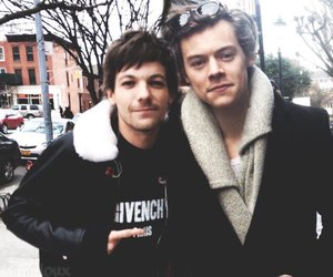 manip, larry stylinson, and louis tomlinson image