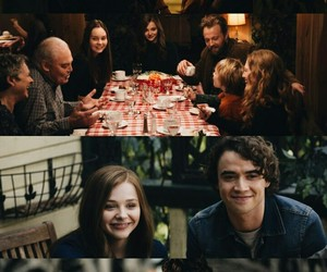 if i stay, book, and adam image