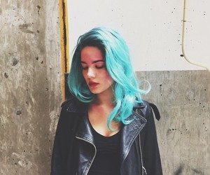 halsey, blue, and ashley frangipane image