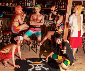 cosplay, cosplayer, and one piece image
