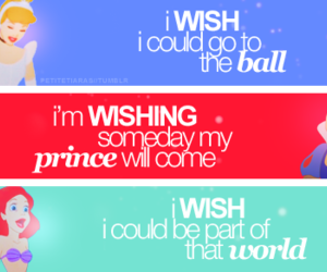 quote, aladdin, and cinderella image