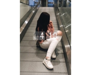 lizzi mcdiarmid, girl, and hair image