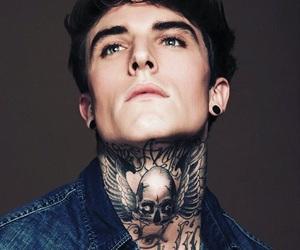 grunge, Tattoos, and grunge boy image