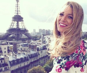 blake lively, gossip girl, and paris image