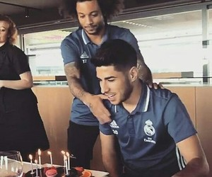 birthday, marco asensio, and football image