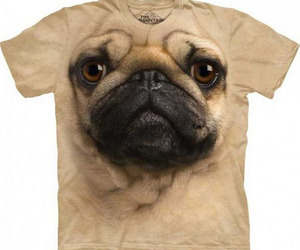funny pictures, funny images, and 3d dog face tshirts image
