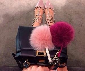 fashion, bag, and Valentino image