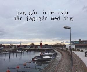 musik, svenska citat, and svenska image