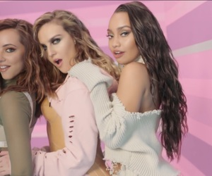 touch, little mix, and perrie edwards image