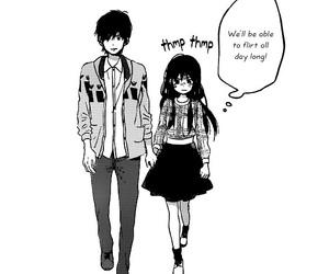 manga, monochrome, and taiyou no ie image