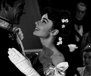 audrey, beauty, and love image