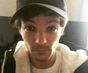 louis tomlinson, one direction, and louistomlinson image