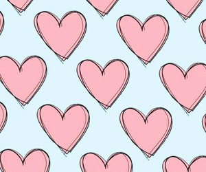 hearts, backgrounds, and walpapers image