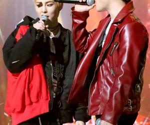 exo, kyungsoo, and xiumin image