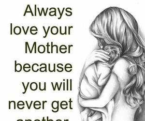 quote and mother image
