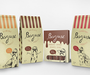 character design, packaging, and design image