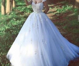 dress, dreams, and casamento image
