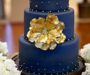 blue and cakes image