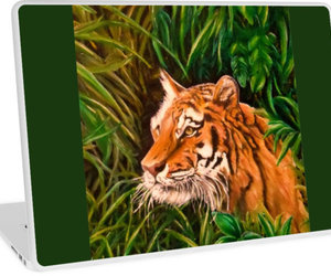accessories, artistic, and laptop skin image