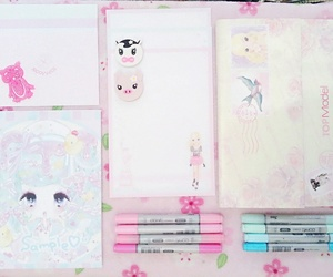 girly, kawaii, and pastel image