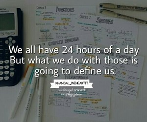 college, quotes, and goals image
