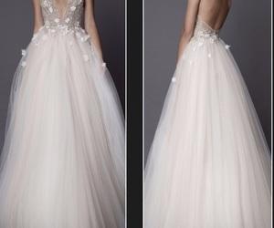 dress, fancy, and fashion image