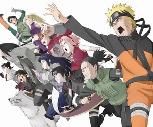 naruto, anime, and kiba image