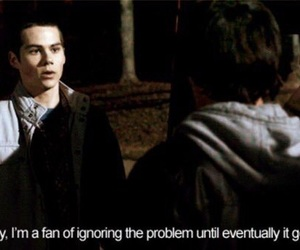 teen wolf, quotes, and problem image
