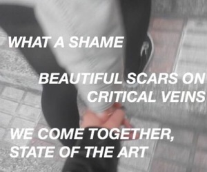 all time low, scars, and love image