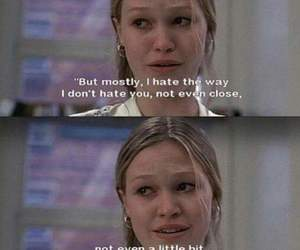 movie, love, and 10 things i hate about you image