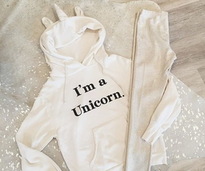 fashion, unicorn, and cute image
