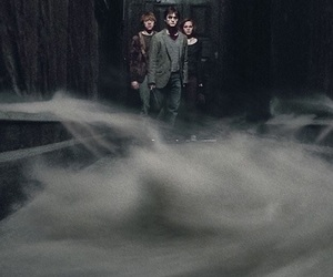 harrypotter, hp, and movie image