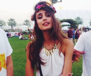 girl, taylor hill, and flowers image
