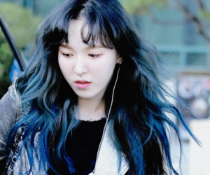 fashion, red velvet, and wendy image