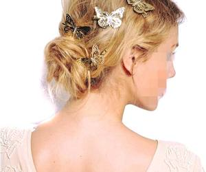 hair accessory, hair accessories, and hair accessorie image