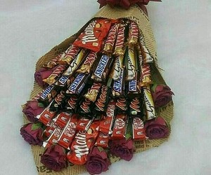 chocolate and gift image