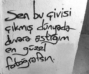 tumblr, şiir sokakta, and türkçe image