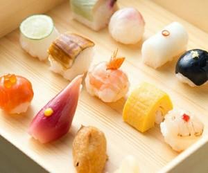 food, fish, and japan image
