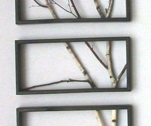 tree, diy, and art image