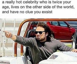 funny, boyfriend, and celebrity image