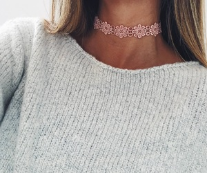 choker, fashion, and accessories image