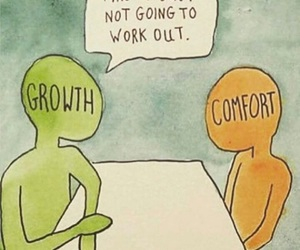 comfort and growth image