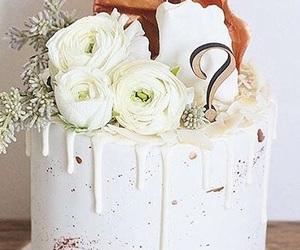 birthday, cake, and deli image