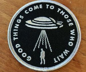 alien and ufo image