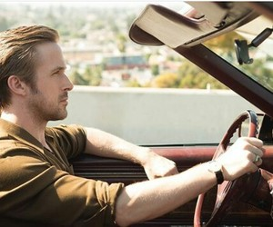 ryan gosling, la la land, and emma stone image